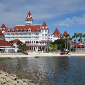 Stay at the Grand Floridian Resort at Walt Disney World - Bucket List Ideas