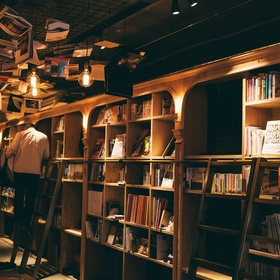 Visit the Book and Bed Guesthouse in Tokyo - Bucket List Ideas