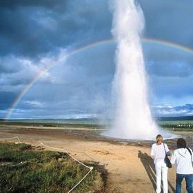 See the Strokkur Geyser in Iceland - Bucket List Ideas