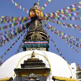 Visit Swayambhunath - Bucket List Ideas