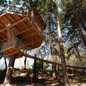 Stay at Cabanes als Arbres, Spain - Bucket List Ideas