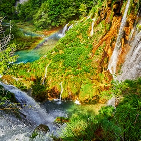Visit Plitvice Lakes National Park | Croatia - Bucket List Ideas