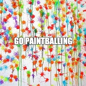 Go paintballing - Bucket List Ideas