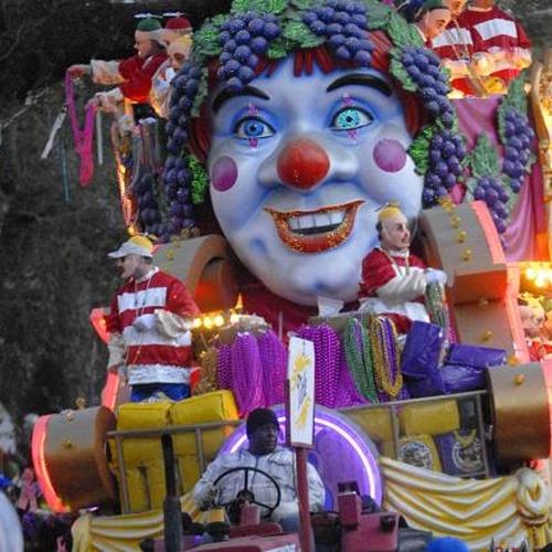 Attend Mardi Gras in New Orleans - Bucket List Ideas