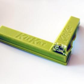 Try a Green Tea Kit Kat - Bucket List Ideas
