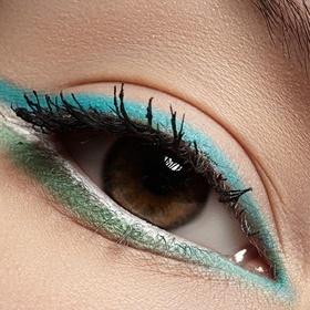 Learning Drag  eyeliner - Bucket List Ideas