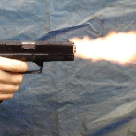 Fire a real gun - Bucket List Ideas