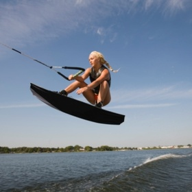 Go Wakeboarding - Bucket List Ideas