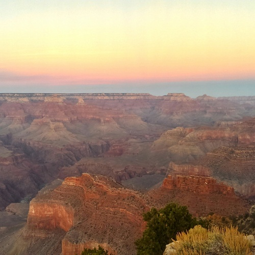 Visit the Grand Canyon - Bucket List Ideas