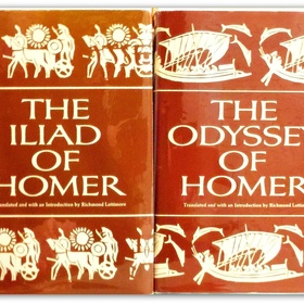Read The Odyssey and The Iliad by Homer - Bucket List Ideas