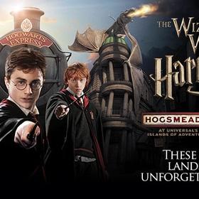 Visit Wizarding World of Harry Potter - Bucket List Ideas