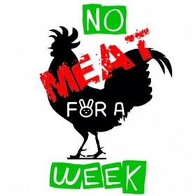 Don't Eat Meat for a Week - Bucket List Ideas