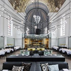 Visit The Jane Restaurant In A Renovated Church, Antwerp, Belgium - Bucket List Ideas