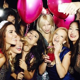 Rent a limousine on my bachelorette party - Bucket List Ideas