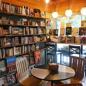 Go to a book café - Bucket List Ideas