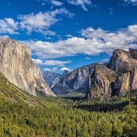 Go to Yosemite National Park | California | USA - Bucket List Ideas