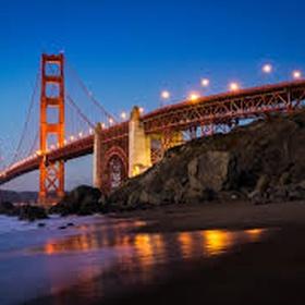 See the golden gate bridge in san francisco - Bucket List Ideas