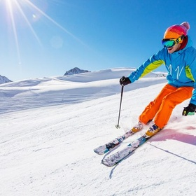 Learn to Ski - Bucket List Ideas