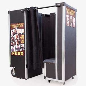 Take pictures in a photo booth - Bucket List Ideas