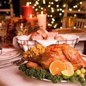 Eat a thanksgiving dinner in USA - Bucket List Ideas