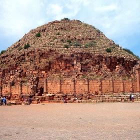 See the Royal Mausoleum of Mauretania in Algeria - Bucket List Ideas