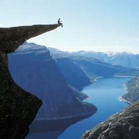 Face the greatest heights - Bucket List Ideas