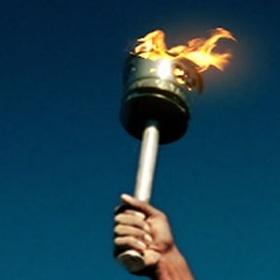 Be an Olympic torch bearer - Bucket List Ideas