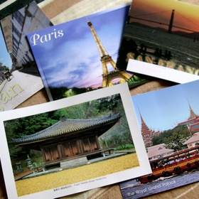 Receive a Postcard from 205 Different Countries - Bucket List Ideas