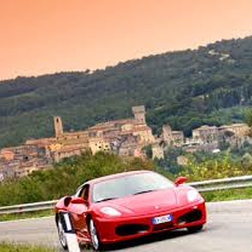 Drive a Ferrari - Bucket List Ideas