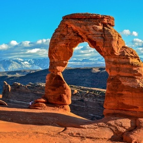 Visit Arches National Park, Utah - Bucket List Ideas