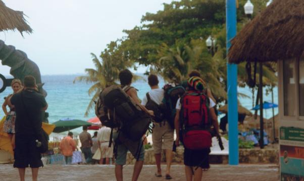Go backpacking - Bucket List Ideas