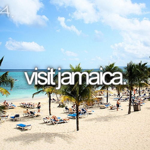Visit Jamaica - Bucket List Ideas