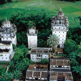Visit Kaiping Diaolou - Bucket List Ideas
