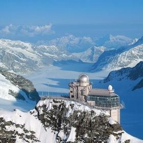 Visit The Jungfrau - Bucket List Ideas