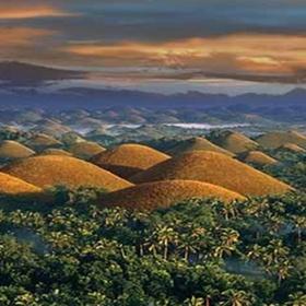 Visit the Chocolate Hills, Bohol - Bucket List Ideas