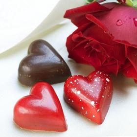 Recieve chocolates on Valentine's day - Bucket List Ideas