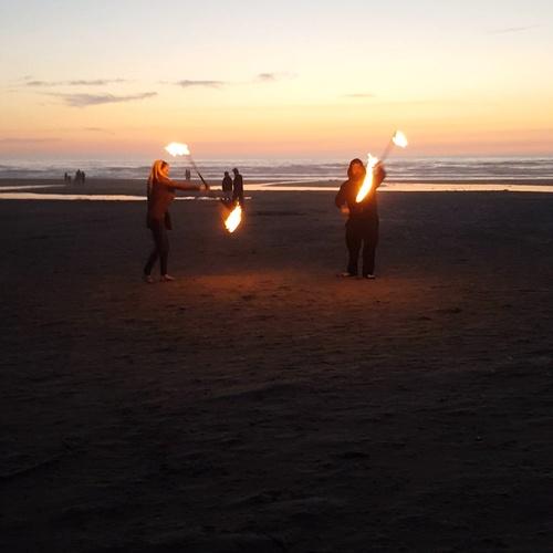 Dance with Fire staff - Bucket List Ideas