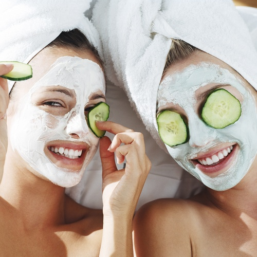 Create some natural face mask - Bucket List Ideas