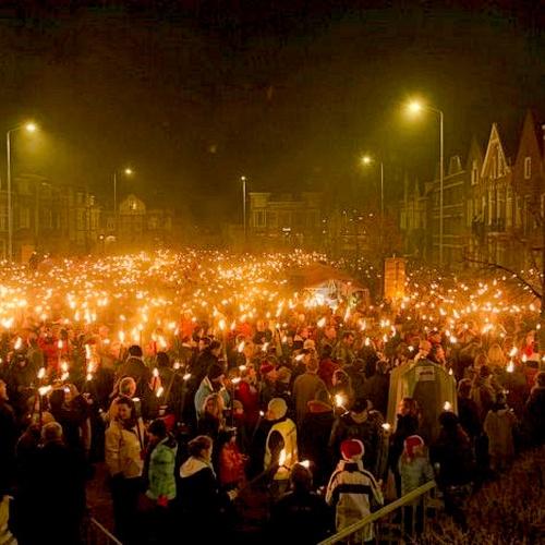 Walk A Torch March For Tolerance & World Peace - Bucket List Ideas