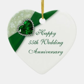 Celebrate Our Emerald Anniversary - Bucket List Ideas