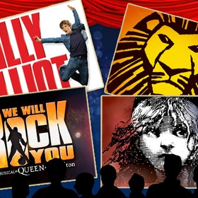 See a musical in London - Bucket List Ideas