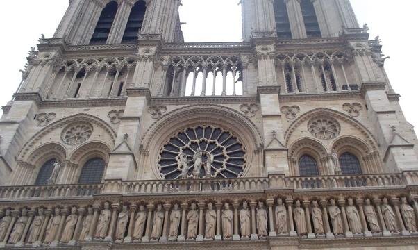 Visit the Notre Dame, Paris - Bucket List Ideas