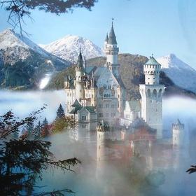 Neuschwanstein Castle, Schwangau, Germany - Bucket List Ideas