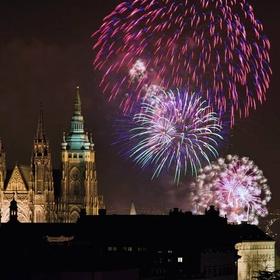 Celebrate New Year's Eve in Prague🎆 - Bucket List Ideas