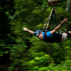 Go on the worlds fastest jungle swing - Bucket List Ideas