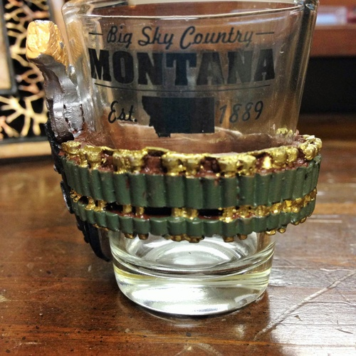 Collect shot glasses from every place I visit - Bucket List Ideas
