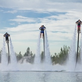 Ride a Jetlev - Bucket List Ideas