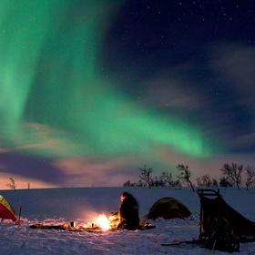Travel WAY north to see the Aurora Borealis - Bucket List Ideas