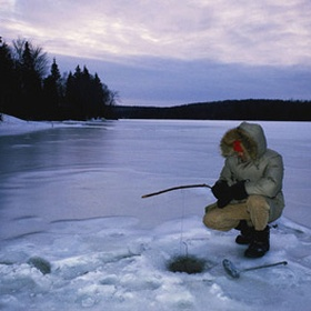 Go Icefishing - Bucket List Ideas