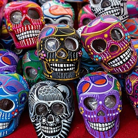 Go to the Day of the Dead festival - Bucket List Ideas